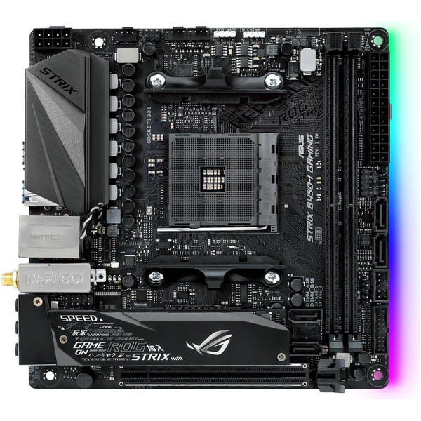 Placa de baza Asus B450-I GAMING, mITX, Socket AM4