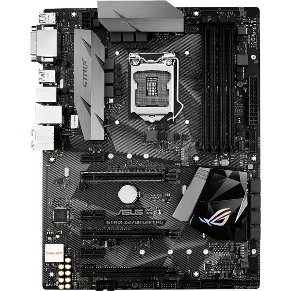 Placa de baza Asus STRIX Z270H GAMING, ATX, Socket 1151
