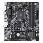 Placa de baza Gigabyte B450M DS3H, mATX, Socket AM4