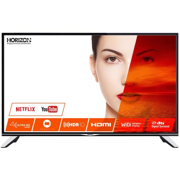 Televizor Horizon 55HL7530U, Smart TV, 140 cm, 4K UHD, Negru