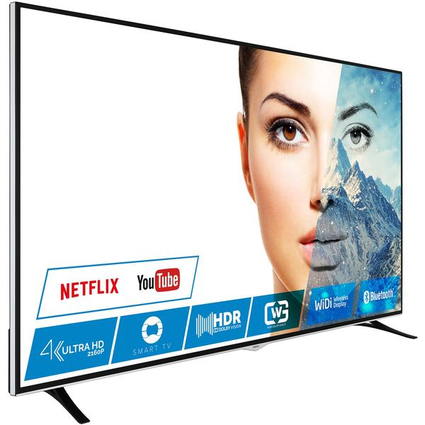 Televizor Horizon 65HL8530U, Smart TV, 164 cm, 4K UHD, Negru