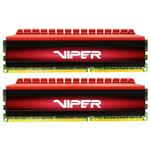 Memorie Patriot Viper 4 Series, 8 GB, DDR4, 3000 MHz, Dual Channel Kit