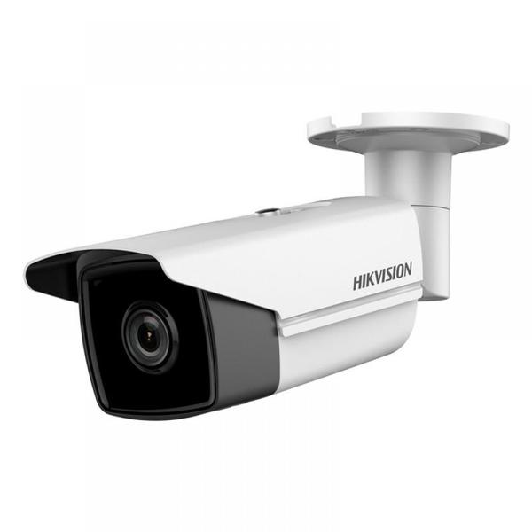 Camera de supraveghere Hikvision DS-2CD2T55FWD-I86M, 5 MP, 20 fps, Alb