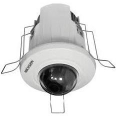 Camera de supraveghere Hikvision DS-2CD2E20F-W2.8, 2 MP, 30 fps, Alb
