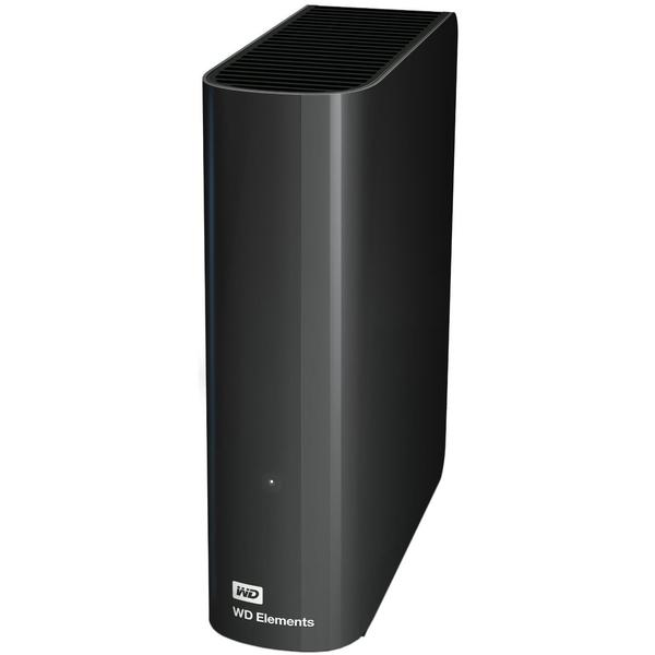 Hard Disk extern WD Elements Desktop, 6 TB, 3.5 inch, USB 3.0, Negru