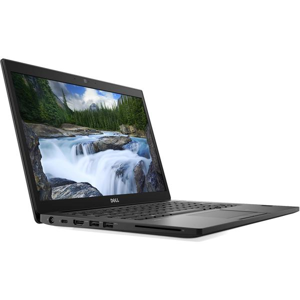 Laptop Dell Latitude 7490 (seria 7000), FHD, Intel Core i5-8350U, 16 GB, 512 GB SSD, Microsoft Windows 10 Pro, Negru