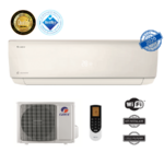 Aer conditionat Gree Bora A4 GWH09AAB-K6DNA4A, 9000 BTU, Inverter R32, Clasa A++, WiFi ready, Kit de instalare inclus