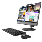 Sistem All in One Lenovo V530, FHD IPS, Intel Core i3-8100T, 4 GB, 1 TB, Free DOS