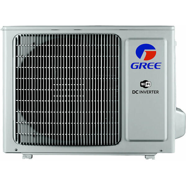 Aer conditionat Gree Fairy GWH09ACC-K6DNA1A, 9000 BTU, Racire A++/ Incalzire A+, Wi-Fi Intelligent Control, R32, Alb, Kit de instalare inclus