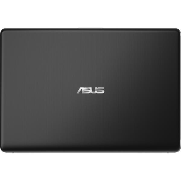 Laptop Asus VivoBook S15 S530FN, FHD, Intel Core i7-8565U, 8 GB, 1 TB + 16 GB SSD, Microsoft Windows 10 Home, Negru / Gri