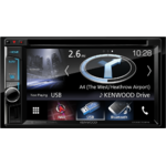 Kenwood Pachet multimedia auto Kenwood DNX-5170BTS + Camera Auto DRV-N520, 6.2 inch, Bluetooth