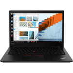 Laptop Lenovo ThinkPad T490, FHD, Intel Core i5-8265U, 8 GB, 256 GB SSD, Microsoft Windows 10 Pro, Negru