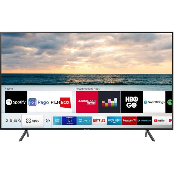 Televizor Samsung UE75RU7172, Smart TV, 189 cm, 4K Ultra HD, Negru