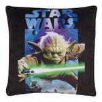 OTHER Perna decorativa OEM patrata NV9256 Yoda, 33 x 33 cm