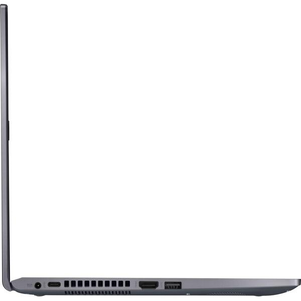 Laptop Asus X509FA-EJ053, Intel Core i3-8145U pana la 3.9GHz, 15.6 inch, Full HD, 4GB, 1TB HDD, Intel UHD Graphics 620, Free DOS, Slate Gray