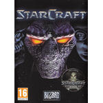 Joc Blizzard Starcraft and Broodwar PC