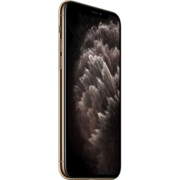 Telefon mobil Apple iPhone 11 Pro mwc52rm/a, 64 GB, Gold