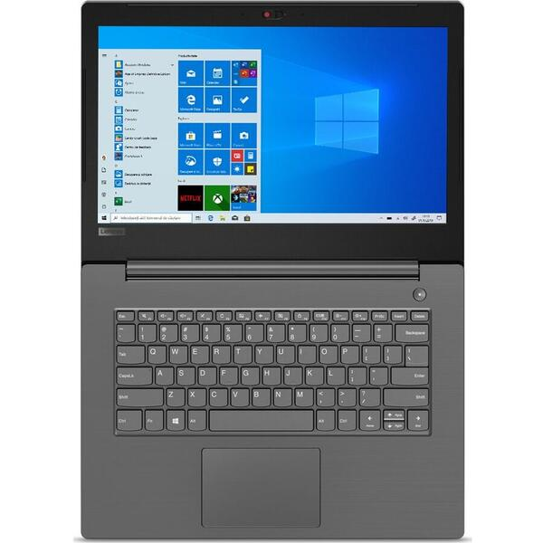 Laptop Lenovo LN V330 Ryzen5 81B1000DRI, 14 inch, 8GB, 256GB, Windows 10 PRO, Iron Grey