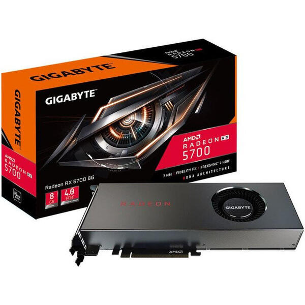 Placa video Gigabyte Radeon RX 5700, 8 GB GDDR6, 256bit