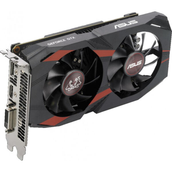 Placa video Asus GeForce GTX 1050 Ti Cerberus O4G, 4GB GDDR5, 128 bit
