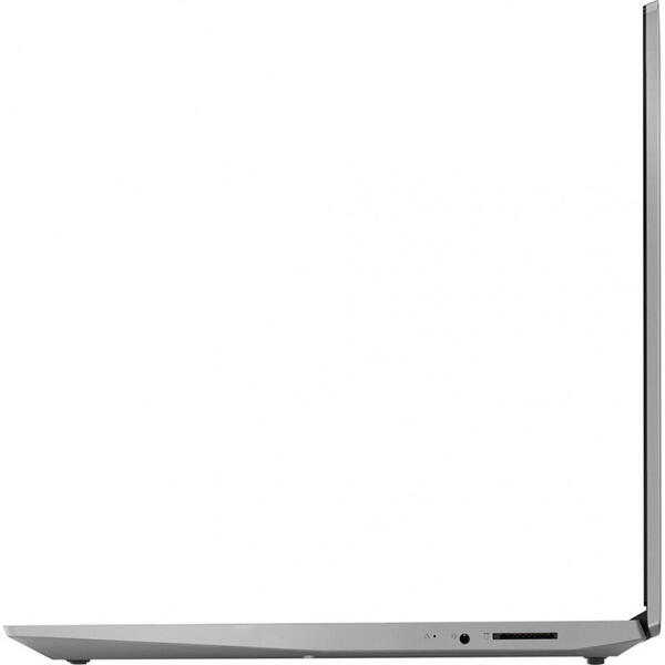 Laptop Lenovo 81W8003MRM, i7-1065G7, 15.6 inch, Full HD, 12 GB DDR4, 512 GB SSD, Intel Iris Plus, Platinum Grey