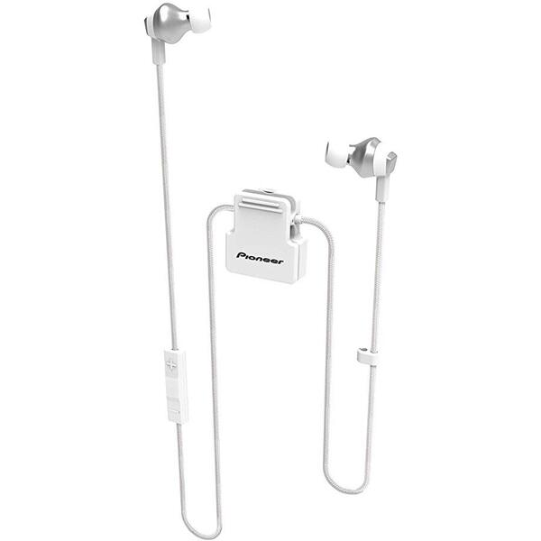 Casti Pioneer SE-CL6BT(W), Wireless, in-Ear, Alb