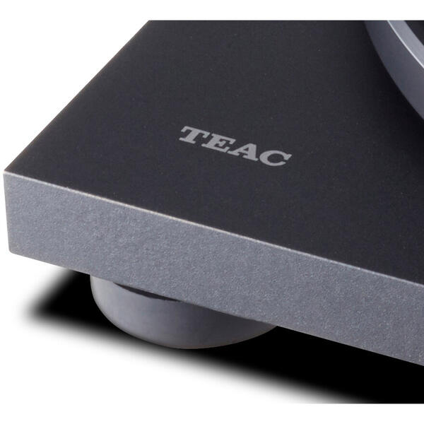 Pick-Up Teac TN-280BT-B, 45 RPM, Bluetooth, Negru
