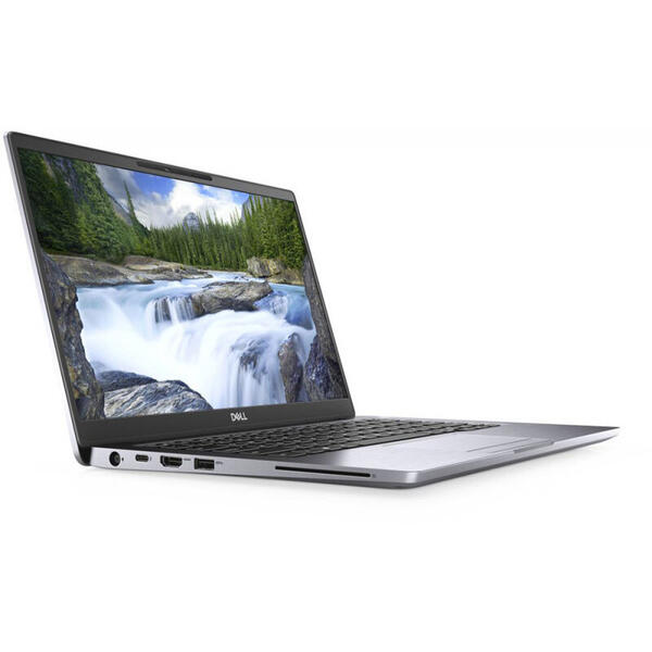 Laptop Dell Latitude 7400,14 inch, Full HD, Intel Core i7-8665U, 16 GB DDR4, 512 GB SSD, GMA UHD 620, Win 10 Pro, Aluminum