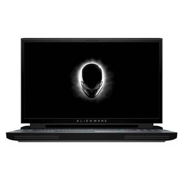 Laptop Dell Alienware A51 FHD i7-9700K, 17.3 inch, 32 GB DDR4,  512 GB SSD, Windows 10 Pro, Negru