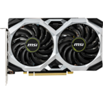 Placa video MSI GeForce GTX 1660 Ti VENTUS XS OC, 6 GB, GDDR6,...
