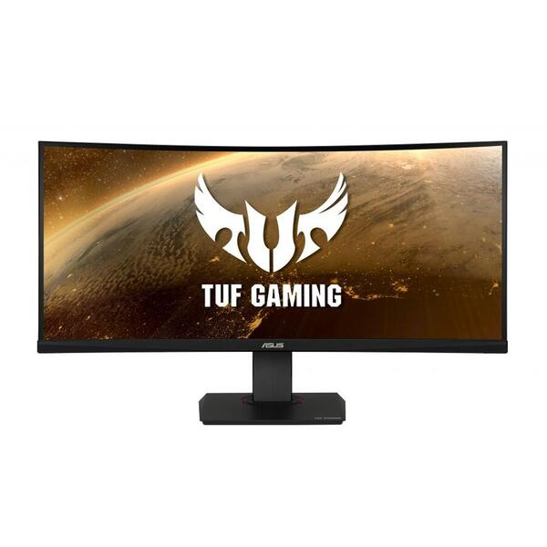 Monitor Asus VG35VQ, LED, 35 inch, 1ms, Negru