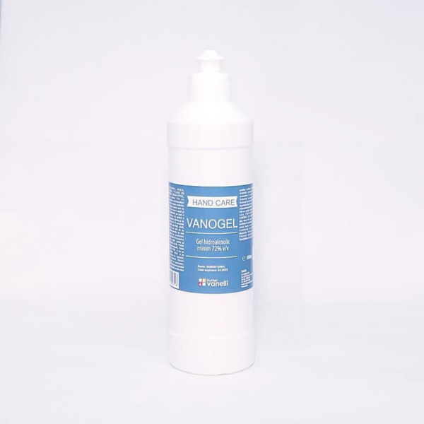 Gel dezinfectant Vano, 500 ml
