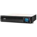 UPS APC BY SCHNEIDER ELECTRIC SMC1000I-2UC, 1000VA, 600 W, Display