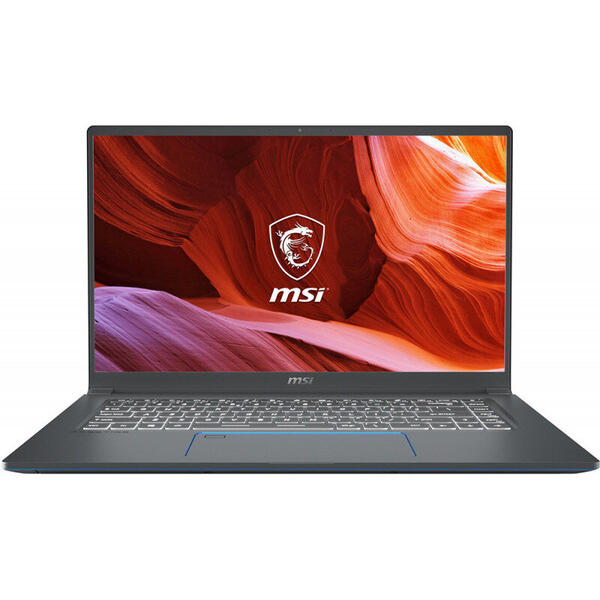 Laptop MSI 15 A10SC, UHD, 15.6 inch, Intel Core i7-10710U (12M Cache, up to 4.7 GHz), 32GB DDR4, 1TB SSD, GeForce GTX 1650 4GB, No OS, Black