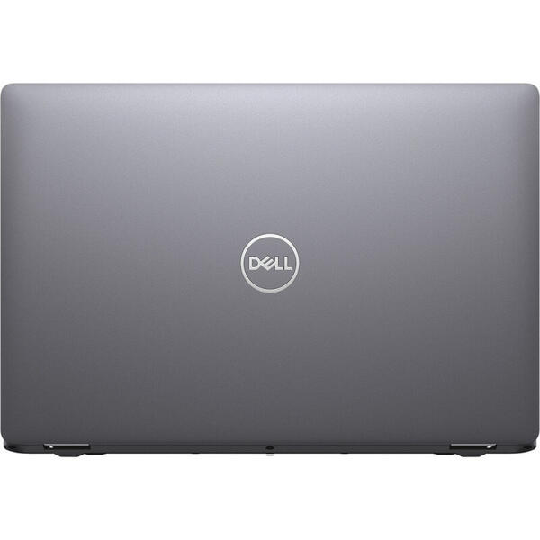 Laptop Dell Latitude 5410 (seria 5000), FHD, 14 inch, Procesor Intel Core i5-10210U (6M Cache, up to 4.20 GHz), 8GB DDR4, 256GB SSD, GMA UHD, Linux, Grey