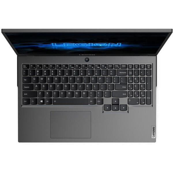 Laptop Lenovo 82AW003MRM, Gaming 15.6inch, Legion 5P 15IMH05H, Full HD IPS 144Hz, Intel Core i5-10300H (8M Cache, up to 4.50 GHz), 16GB DDR4, 1TB SSD, GeForce GTX 1660 Ti 6GB, No OS, Iron Grey