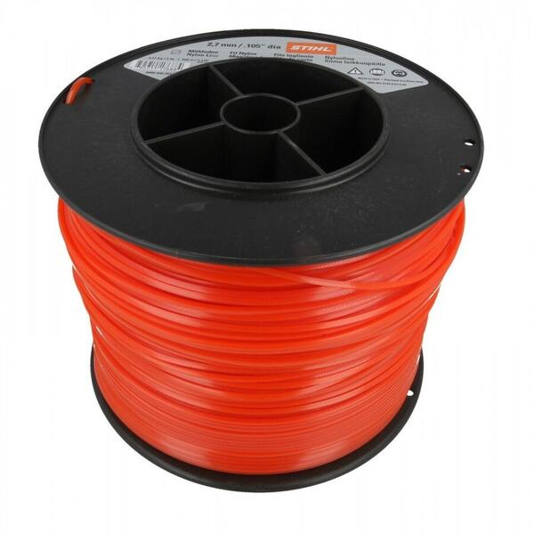 Fir nylon STIHL rotund, 2.7 mm x 896 m, 00009302571