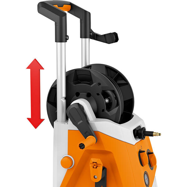 Masina de curatat cu presiune STIHL RE 170 PLUS, Electric, 3300 W, 648 l/h