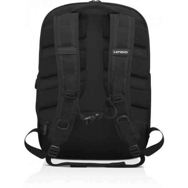 Rucsac Lenovo GX40V10007, Notebook 17.3 inch, Armored Backpack II, Negru